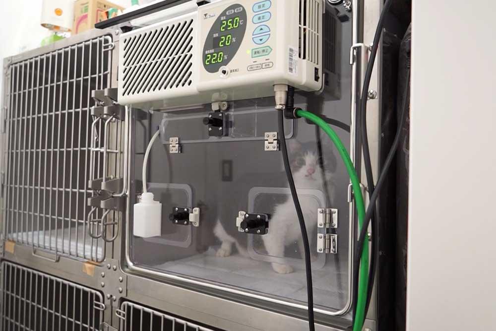 ICU装置